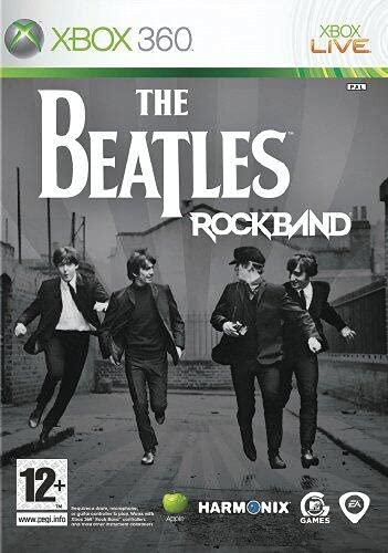 Rock band The Beatles [Importación francesa]
