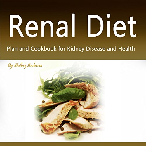 Renal Diet audiobook cover art