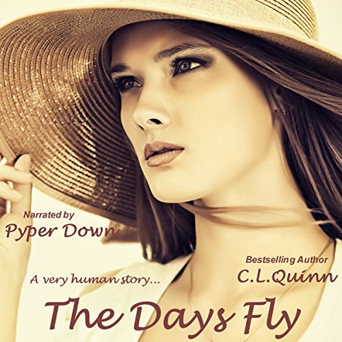 The Days Fly audiobook cover art