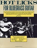 Hot Licks for Bluegrass Guitar