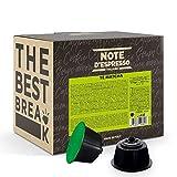 Note d'Espresso - Cápsulas para las cafeteras Nescafe Dolce Gusto, Matcha Latte, 12 g (caja de 48 unidades)