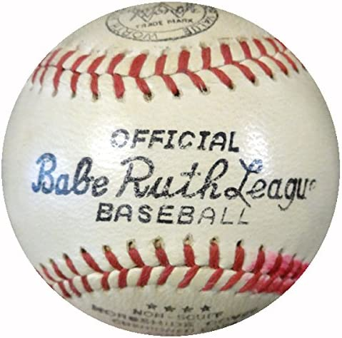 Official Worth Houston Mall Babe trend rank Ruth League Original Unsigned Baseball With