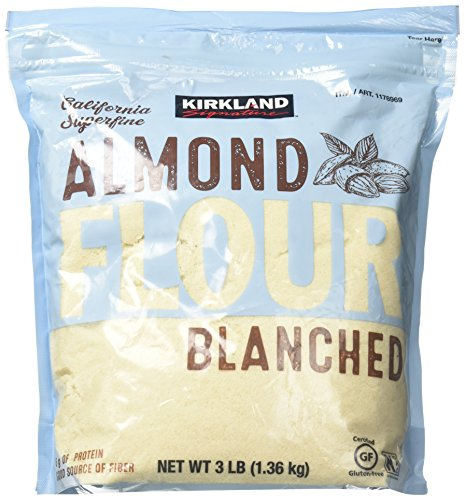 Kirkland Signature Almond Flour Blanched...