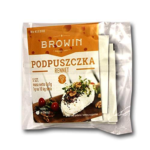 Cuajo - 500L de leche ( 50 kg de queso ) – Cuajada | Cuajo para hacer queso | Lactosuero | quesos