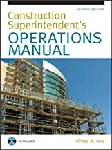 Best construction superintendent manual Reviews