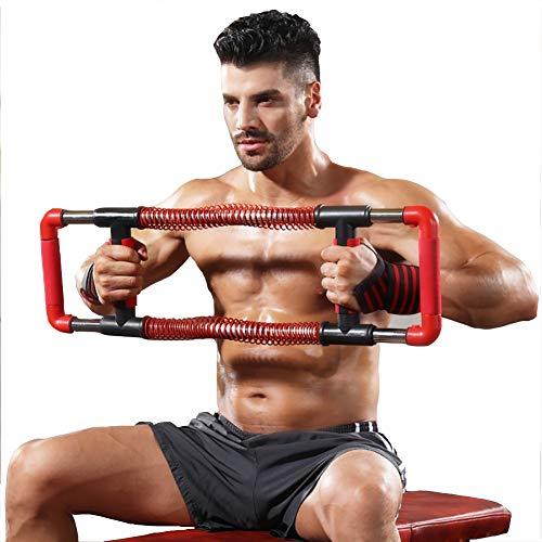 Hommes Bras Niveau 40Kg-Muscle Pectoral Presse Abdominale-Fitness Equipment Home Formation Complète Bras Barre De Force-Exercice Grip