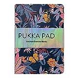 Pukka Pad Bloom B6 - Libros de ejercicios con costura (17,6 x...