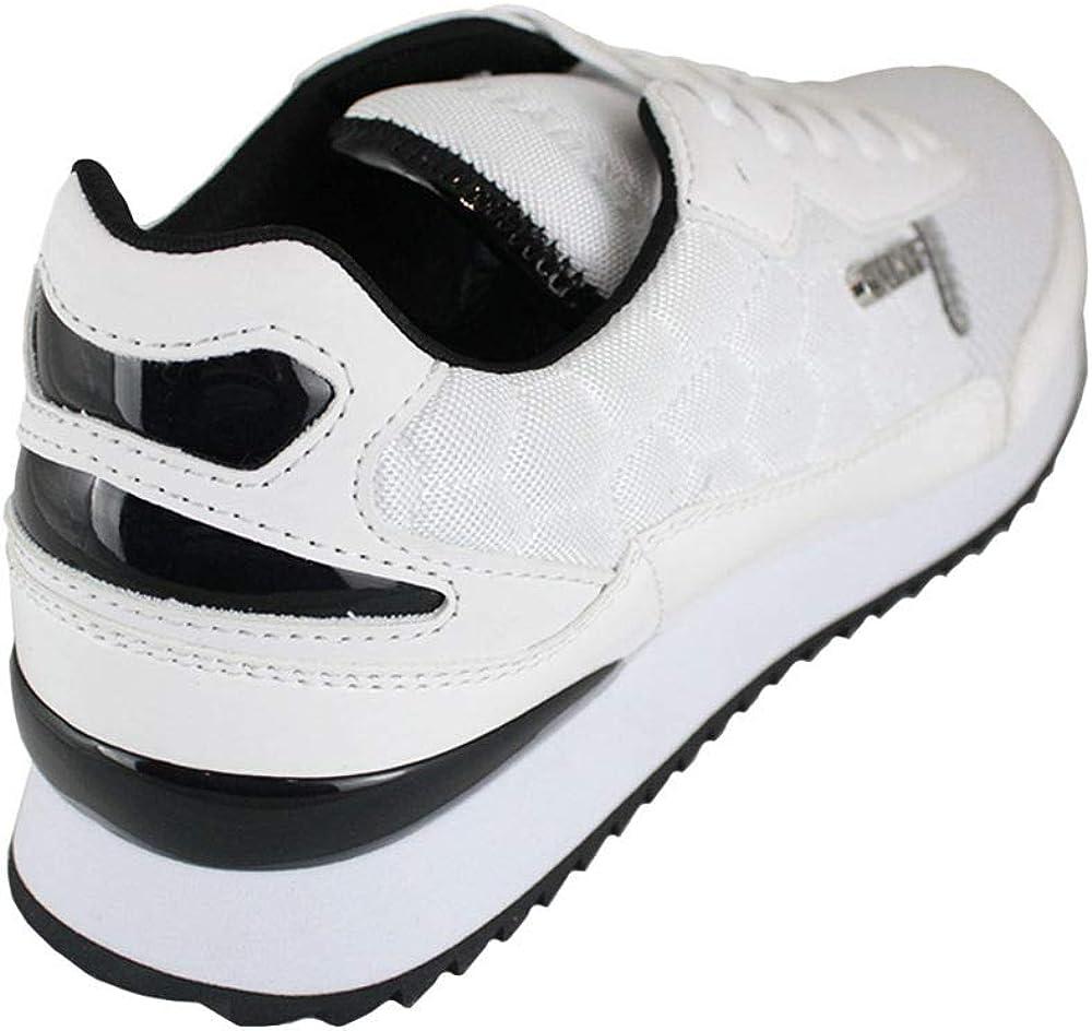 Cruyff Ripple Runner Men's White/Black White