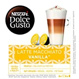 Nescafé Dolce Gusto Latte Macchiato Vanilla, 16 Cápsulas