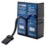 RBC33 Compatible Replacement Battery Pack for APC XS1500 Model: BX1500 ONLY by UPSBatteryCenter