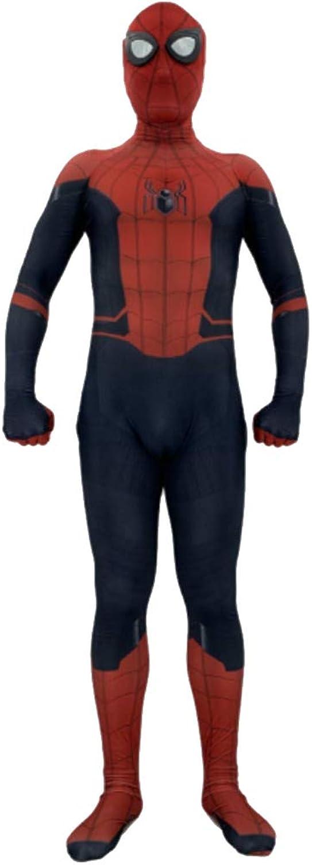 en linea Nihiug Spider-Man Heroes Heroes Heroes Anime Expedición de Disfraces lejos de casa Traje de Spiderman Disfraz de Halloween CosJugar,azul2-M  mejor reputación