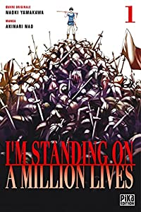 I'm standing on a million lives Edition simple Tome 1