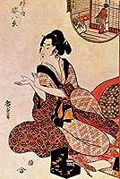 ERZAN大人のパズル1000歌川広重芸者ドレス成人益智游戏