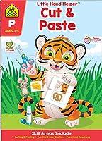 Cut & Paste (Little Hand Helper Workbooks)