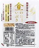 金のいぶき 発芽玄米 パックごはん (150g×12パック)