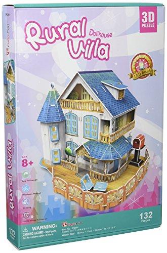 ドールハウス 3D Craft model ルーラル ヴィラ