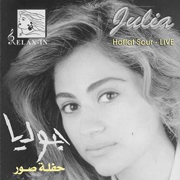 Haflat Sour (Live)