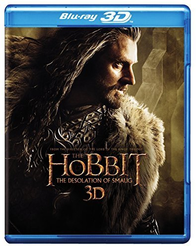 The Hobbit: The Desolation of Smaug (Blu-ray 3D + UV) by New Line Home Video