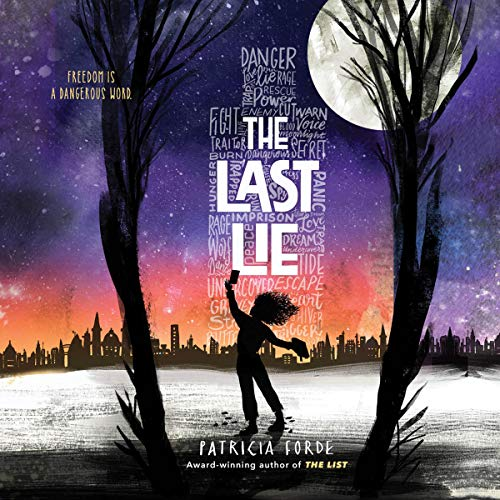 The Last Lie cover art