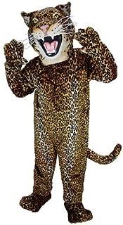 cheetah mascot costume