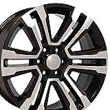 OE Wheels LLC 22 inch Rim Fits GMC Yukon Denali...