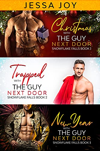 Snowflake Falls Romance Bundle: Christmas, Trapped and New Year with the Guy Next Door