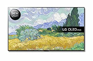 LG OLED55G16LA 55 inch OLED Evo 4K Ultra HD HDR Smart TV Freeview Play Freesat