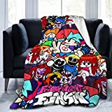 Cartoon Blanket Ultra Soft Warm Throw Blanket for Couch Bedding Plush Flannel Fleece Blankets Gift for Kids Teenager Adult 50x40inch