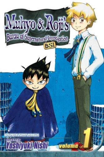 Muhyo & Roji's Bureau of Supernatural Investigation, Vol. 1: Rei & Taeko (Volume 1)