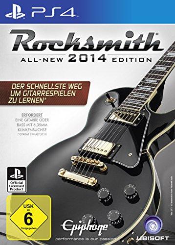 Rocksmith 2014 [Importación Alemana]