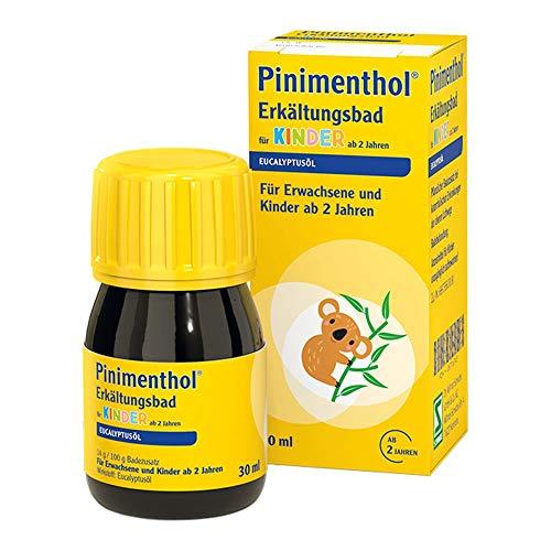 PINIMENTHOL Erkältungsbad f.Kind ab 2 J.Eucalyptus 30 ml