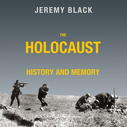 The Holocaust audiobook cover art