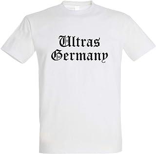 Herren T-Shirt Ultras Germany S bis 5XL
