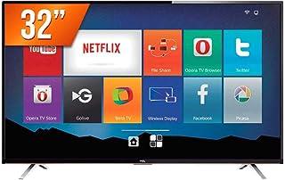 Smart Tv Led 32 Pol Hd 720P Hdmi Usb L32s4700s Semp Tcl