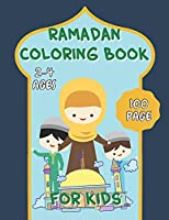 Ramadan Coloring Book For Kids 2-4 Ages: Islamic Coloring For Toddlers Boys And Girls Its Cool Gift Idea For Celebrate Holidays. You Find There Coloring Pages For The 30 Days Of Ramadan On 2021 Year.