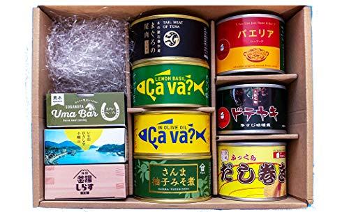 お中元 夏 ギフト 贈り物 プレゼント グルメ 缶詰 ギフト バラエティー 缶詰め セット BBQ にも 美食うまいもん市場 × mr.kanso