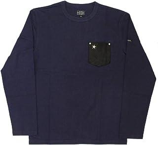 [ショット] 3173078 レザーポケット ロングTシャツ ワンスター