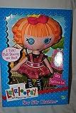 Lalaloopsy Talking Pull String Soft Doll - Bea Spells a Lot