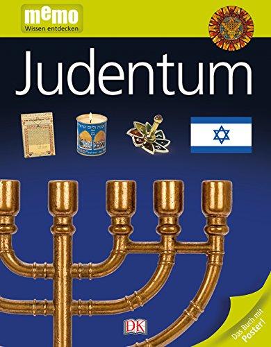 memo Wissen entdecken. Judentum: Das Buch mit Poster!
