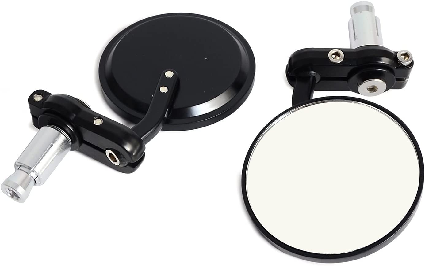 HBSM Motorcycle Rear NEW before selling ☆ New color Mirrors for Y-amaha V-max XJR1300 MT-01 XJ6