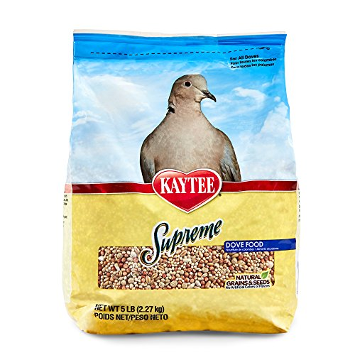 KAYTEE SUPREME DAILY BLEND DOVE FOOD