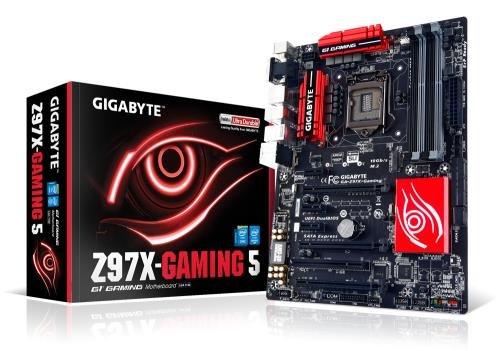 Gigabyte Giby GA-Z97X -Gaming 5Z97RG sa–GA-Z97X -Gaming 5