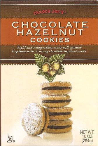 Trader Joe's Chocolate Hazelnut Cookies