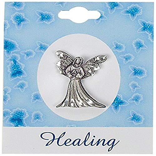 Cathedral Art (Abbey & CA Gift Healing Angel Pin
