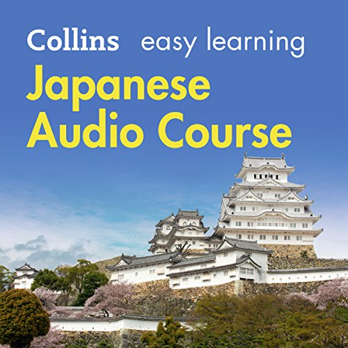 Japanese Easy Learning Audio Course Titelbild
