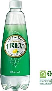 Lotte Trevi Sparkling Water Lemon Natural 500ml