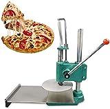 YIYIBYUS Pizza Pastry Press Machine,Manual Dough Press Machine Stainless Steel Pizza Dough Maker...