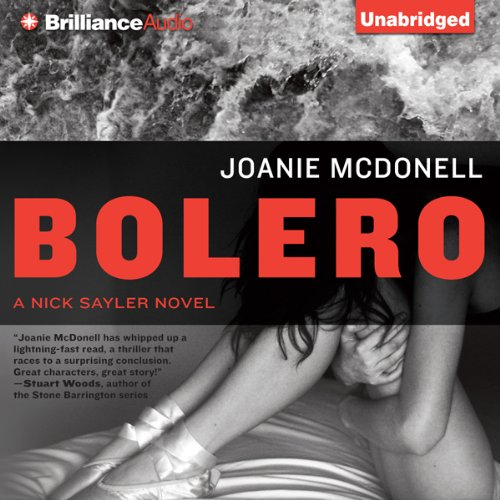 Bolero audiobook cover art