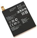 3.8V 3000mAh BL-T16 Batterie d'ordinateur Portable de Remplacement pour LG G Flex 2 Internal H950...