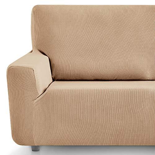 Eiffel Textile Sofabezug, elastisch, anpassbar, Rustikal, 1 Sitzer, 50 {7eb399ee192bed9eb44a045ba59d127ecce518614ab4ff1b185d74c57af27f4c} Polyester, Dachfarben